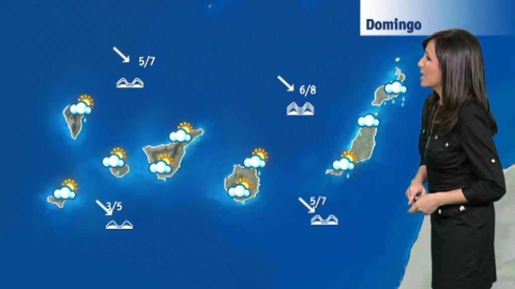 El tiempo en Canarias - 23/11/14
