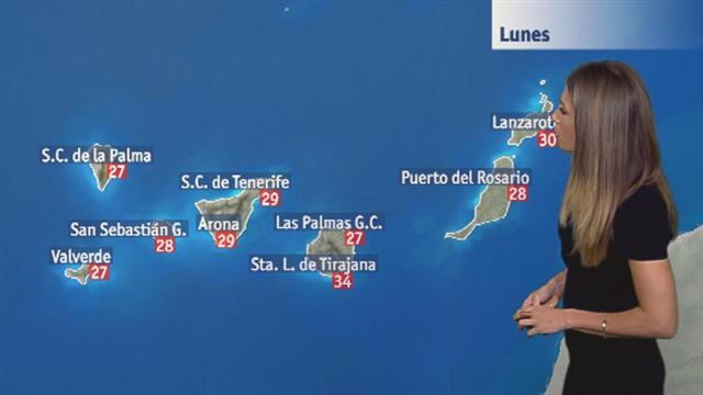 El tiempo en Canarias - 26/06/2017