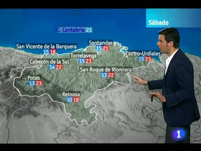 El tiempo en Cantabria - 20/07/12