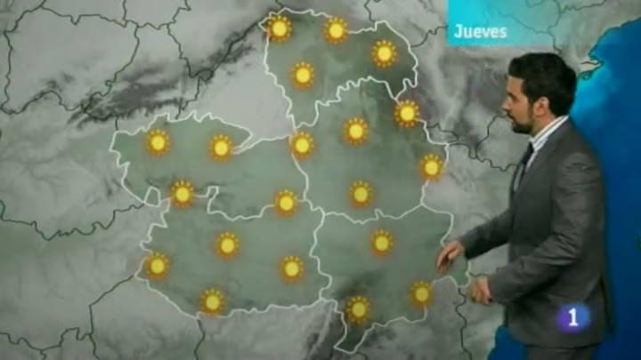 El tiempo en Castilla La Mancha (01/08/2012)