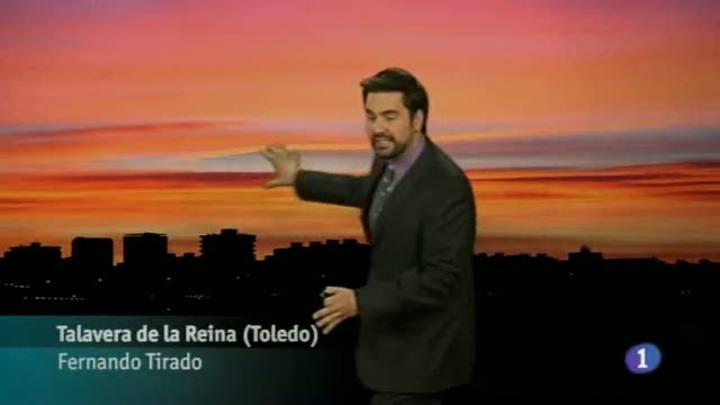 El tiempo en Castilla La Mancha (09/03/2012)