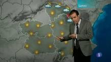 El tiempo en Castilla La Mancha (10/09/2012)