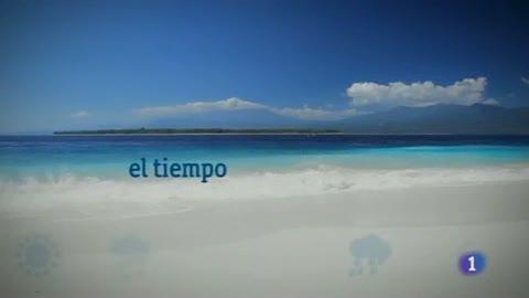 El tiempo en Castilla-La Mancha. (18/07/12)