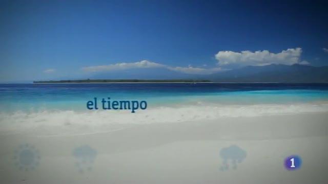 El tiempo en Castilla La Mancha (20/08/2012)