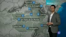 El tiempo en Castilla - La Mancha - 28/06/12