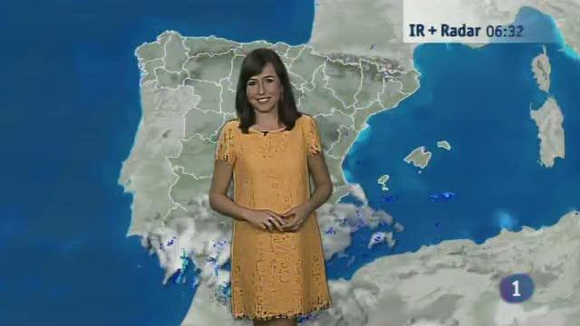 Ir al VideoEl Tiempo en Castilla-La Mancha - 28/06/16