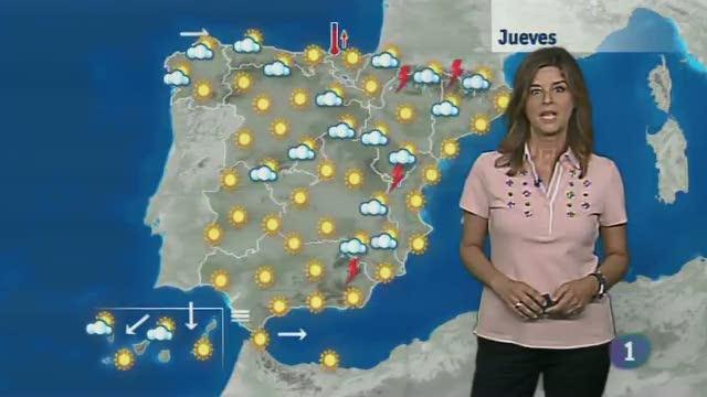 Ir al VideoEl Tiempo en Castilla-La Mancha - 30/06/16