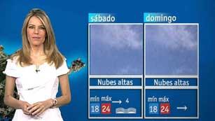 El tiempo en Ceuta - 01/06/12