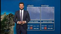 Ir al VideoEl tiempo en Ceuta - 13/03/15