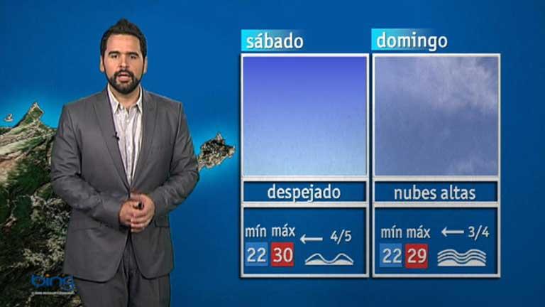 El tiempo en Ceuta - 17/08/12