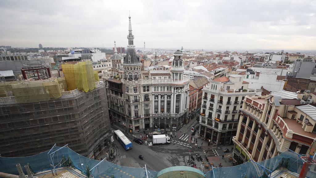 El Tiempo en la Comunidad de Madrid - 03/11/17