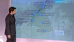 El tiempo en la Comunidad de Madrid - 06/03/12
