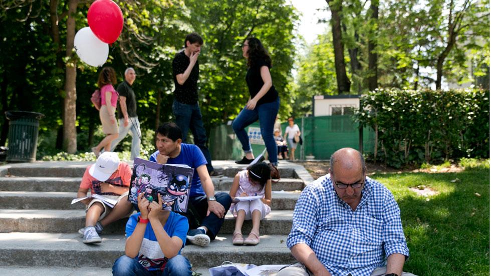 El Tiempo en la Comunidad de Madrid - 06/06/16