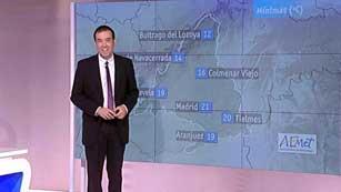 El tiempo en la Comunidad de Madrid - 24/07/12