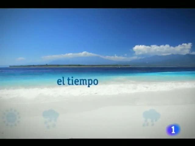 El tiempo en la comunidad de Murcia. (12/7/2012).