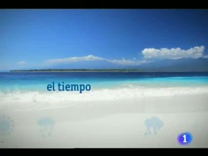 El tiempo en la comunidad de Murcia. (18/7/2012).