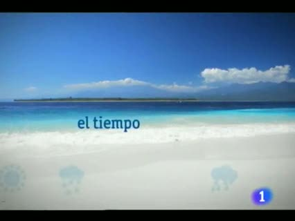 El tiempo en la comunidad de Murcia. (19/7/2012).