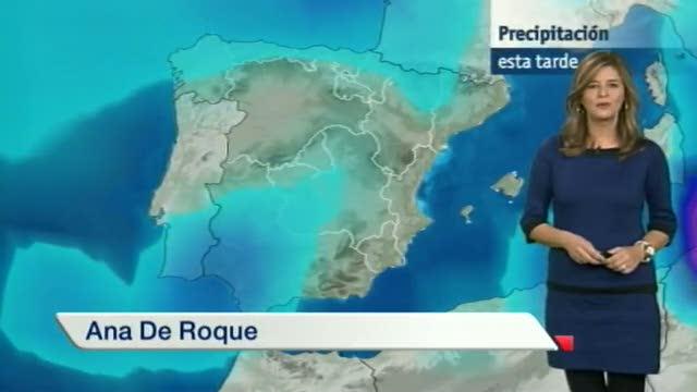 El Tiempo en la Comunidad de Navarra - 07/11/2014