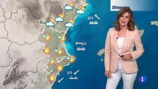 El tiempo en la Comunidad Valenciana - 06/06/17