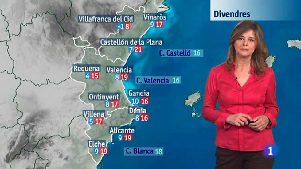 El tiempo en la comunidad valenciana 07 04 16 - El tiempo en catarroja valencia ...