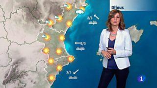 El tiempo en la Comunidad Valenciana - 08/06/17