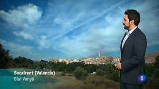 El tiempo en la Comunidad Valenciana - 13/08/12