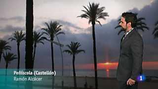 El tiempo en la Comunidad Valenciana - 14/08/12