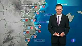 El tiempo en la Comunidad Valenciana - 24/07/12