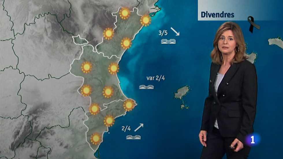 El tiempo en la comunidad valenciana 26 03 15 l - El tiempo en l arboc ...