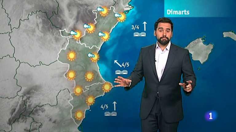 El tiempo en la Comunidad Valenciana - 28/08/12