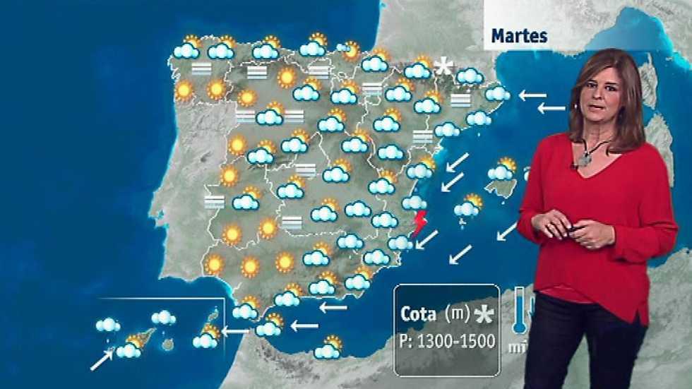 El tiempo en la comunidad valenciana 28 11 16 l - El tiempo en l arboc ...