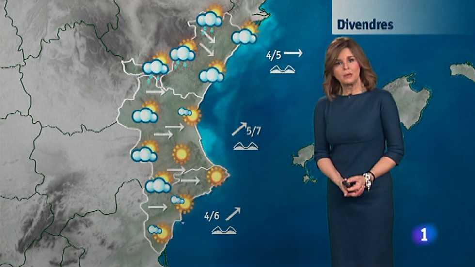 El tiempo en la comunidad valenciana 29 01 15 l - El tiempo en l arboc ...