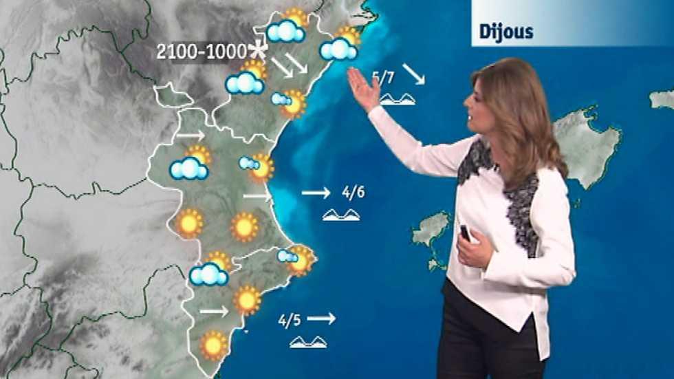 El tiempo en la comunidad valenciana 30 03 16 l - El tiempo en l arboc ...