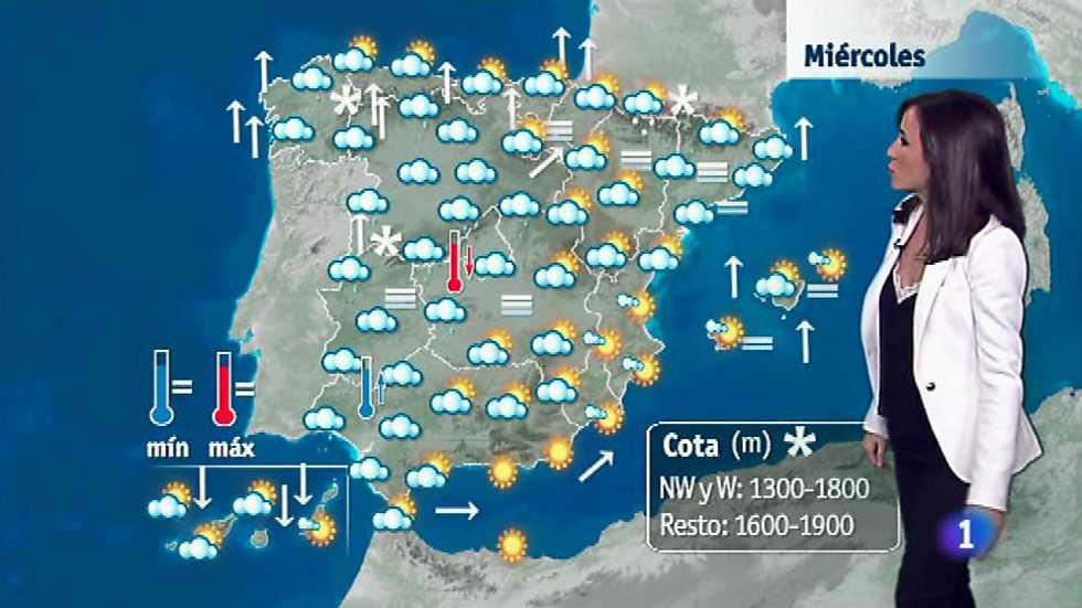 El tiempo en la Comunidad Valenciana - 31/01/17