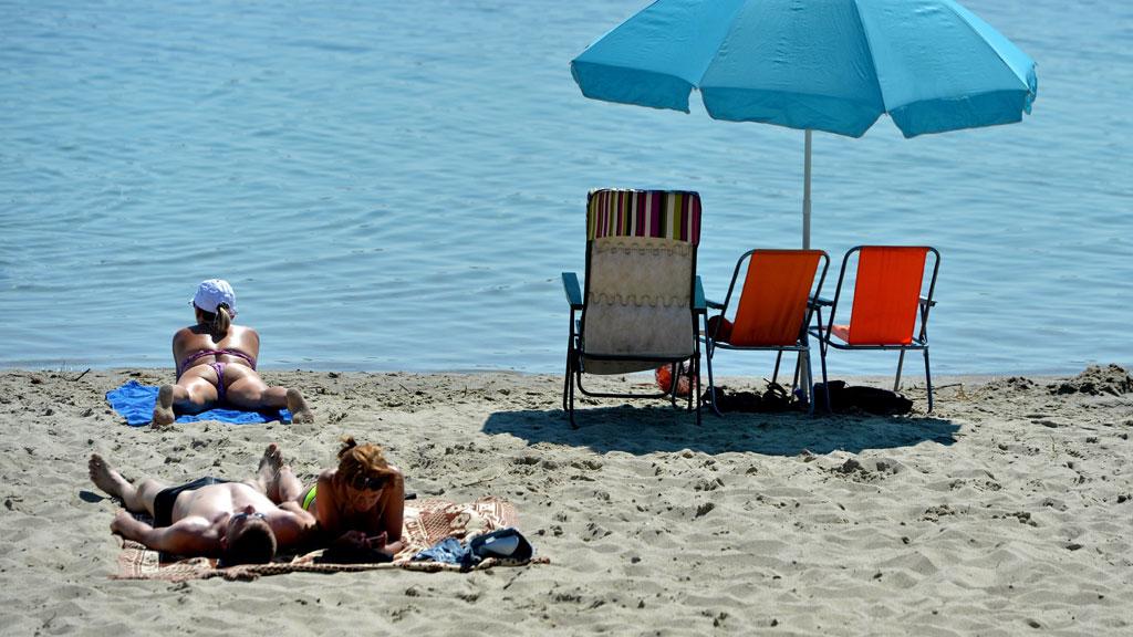 Tiempo estable y temperaturas altas durante el fin de semana