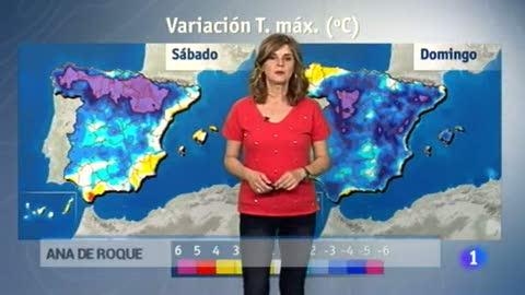 El tiempo en Extremadura - 02/06/17