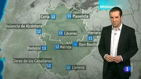 El tiempo en Extremadura - 03/05/12
