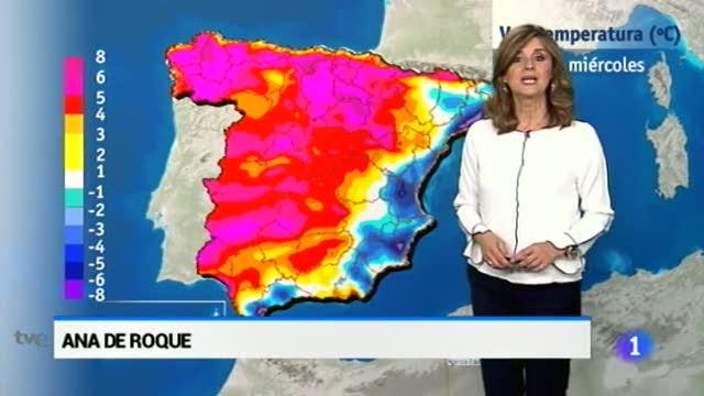 El tiempo en Extremadura - 07/06/17