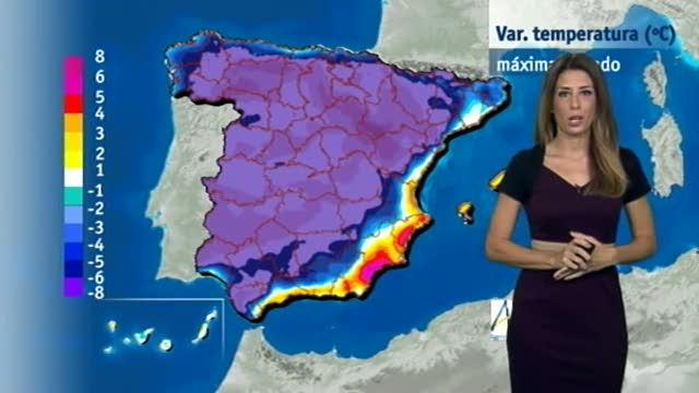 El Tiempo en Extremadura - 08/09/2017