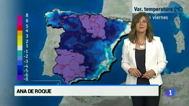 El tiempo en Extremadura - 10/06/16