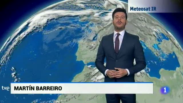 El Tiempo en Extremadura - 10/11/17