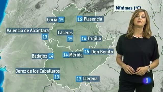 El tiempo en Extremadura - 14/06/16