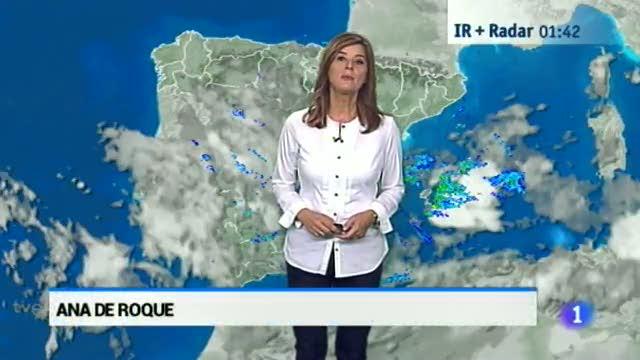 El tiempo en Extremadura - 20/10/16