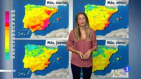 El tiempo en Extremadura - 27/06/17