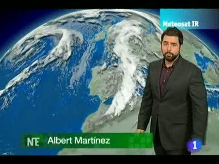 El tiempo en Extremadura - 28/10/11