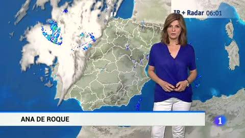 El tiempo en Galicia - 13/06/17