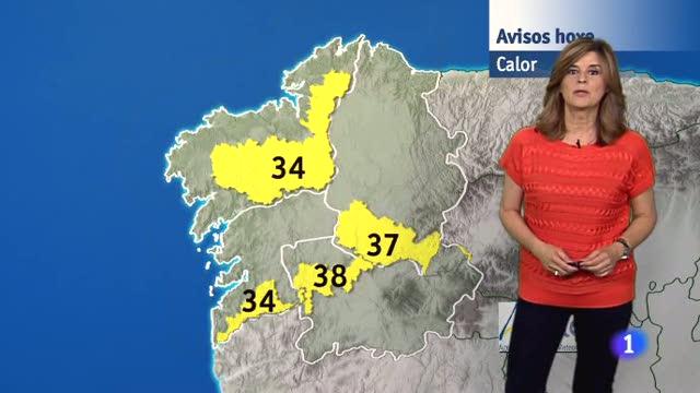 El tiempo en Galicia - 19/06/17