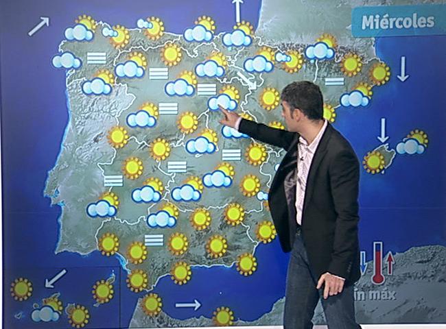 El tiempo intervalos de viento fuerte en arag n - El tiempo torreblanca castellon ...