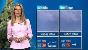 El tiempo en Melilla - 06/07/12