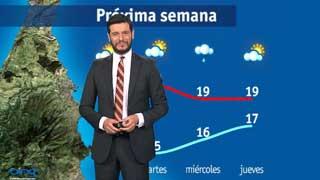 El tiempo en Melilla - 07/11/14